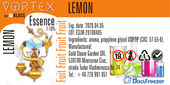 FRUIT :: LEMON