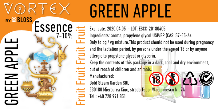 FRUIT :: GREEN APPLE
